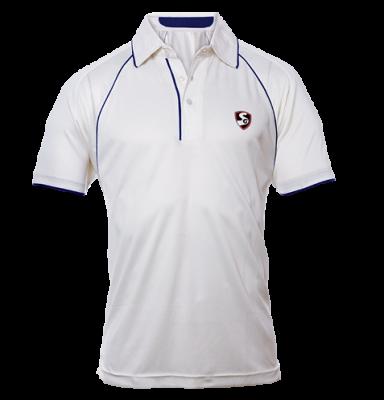 Oxford NCAA Citadelle Bulldogs Micro-check Golf Polo pour homme, blanc, XXL