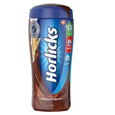 cef3d4de3b12 Chocolate Horlicks 500 Gms Jar