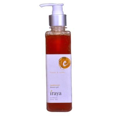 iraya sandalwood shower gel 250 ml