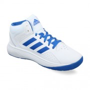 a · Mens adidas Basketball Cloudfoam Ilation Mid Shoes
