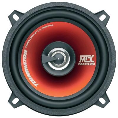 60a0d23665b1 MTX Terminator Red 5.25 2-Way Coaxial Car Speaker (TR504) - Pair