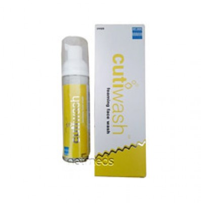 cutiwash soft foaming face wash gel 60ml