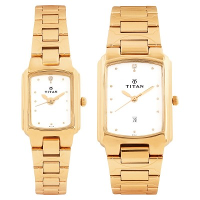 titan bandhan watches for couple