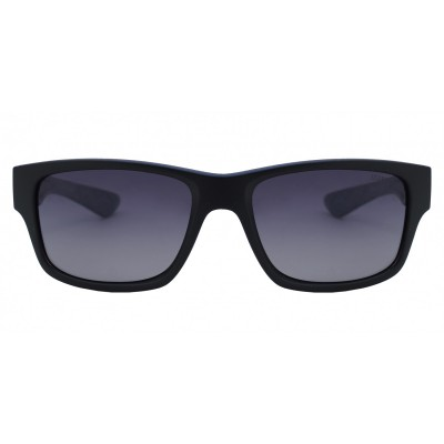 Florentin Traveler By TOMS Lilas Fumé Mates Sunglasses with Violet Mirror Lens 95MRd